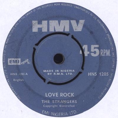The Strangers Love rock / onye ije
