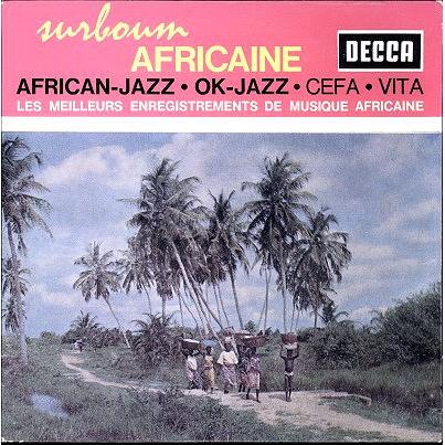 Kale et African Jazz Bueno Valentina Cha-Cha / L'Amore