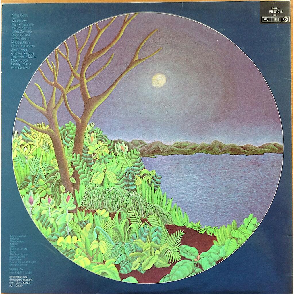 Miles Davis Coltrane Rollins Monk Mingus Roach .. Tallest Trees