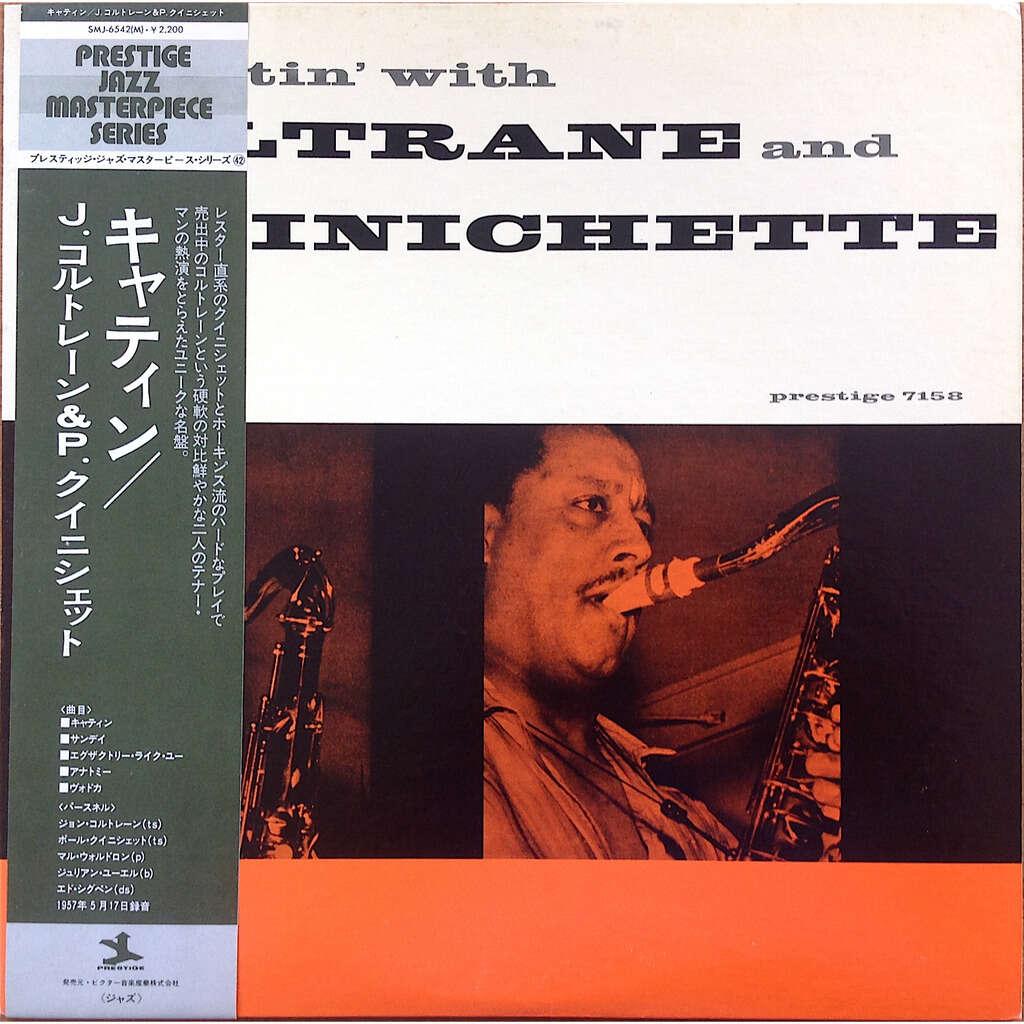 John Coltrane Paul Quinichette Mal Waldron Thigpen John Coltrane And Paul Quinichette - Cattin' With Coltrane And Quinichette