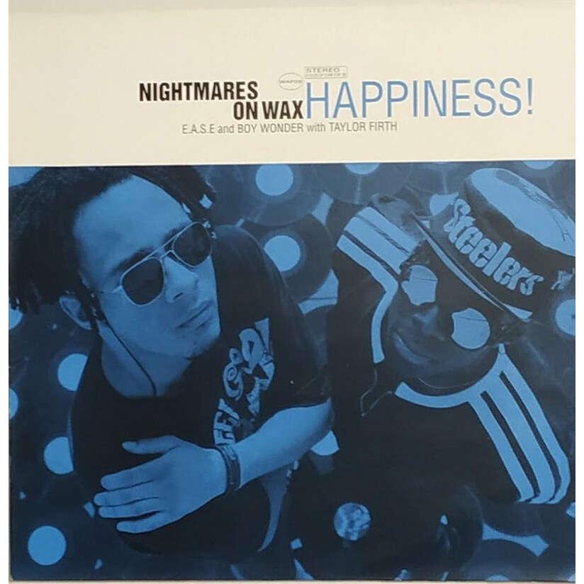 NIGHTMARES ON WAX Happiness !