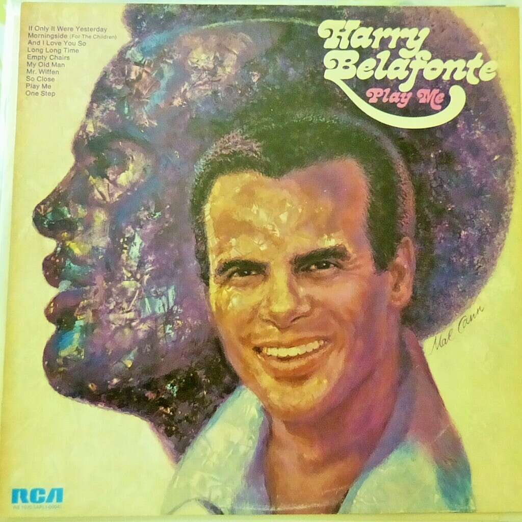 HARRY BELAFONTE PLAY ME