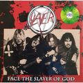 SLAYER - Face The Slayer Of God (lp) Ltd Edit Green Vinyl -E.U - 33T