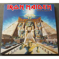 IRON MAIDEN - Slave in Zwolle (3xlp) Ltd Edit Pict Disc 100 Copies & With Poster -E.U - 33T x 3