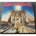 IRON MAIDEN - Slave in Zwolle (3xlp) Ltd Edit Blue Vinyls 100 Copies & With Poster -E.U - 33T x 3