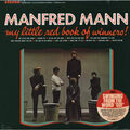 MANFRED MANN - My Little Red Book Of Winners (lp) - 33T