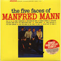 MANFRED MANN - The Five Faces Of Manfred Mann (lp) - 33T