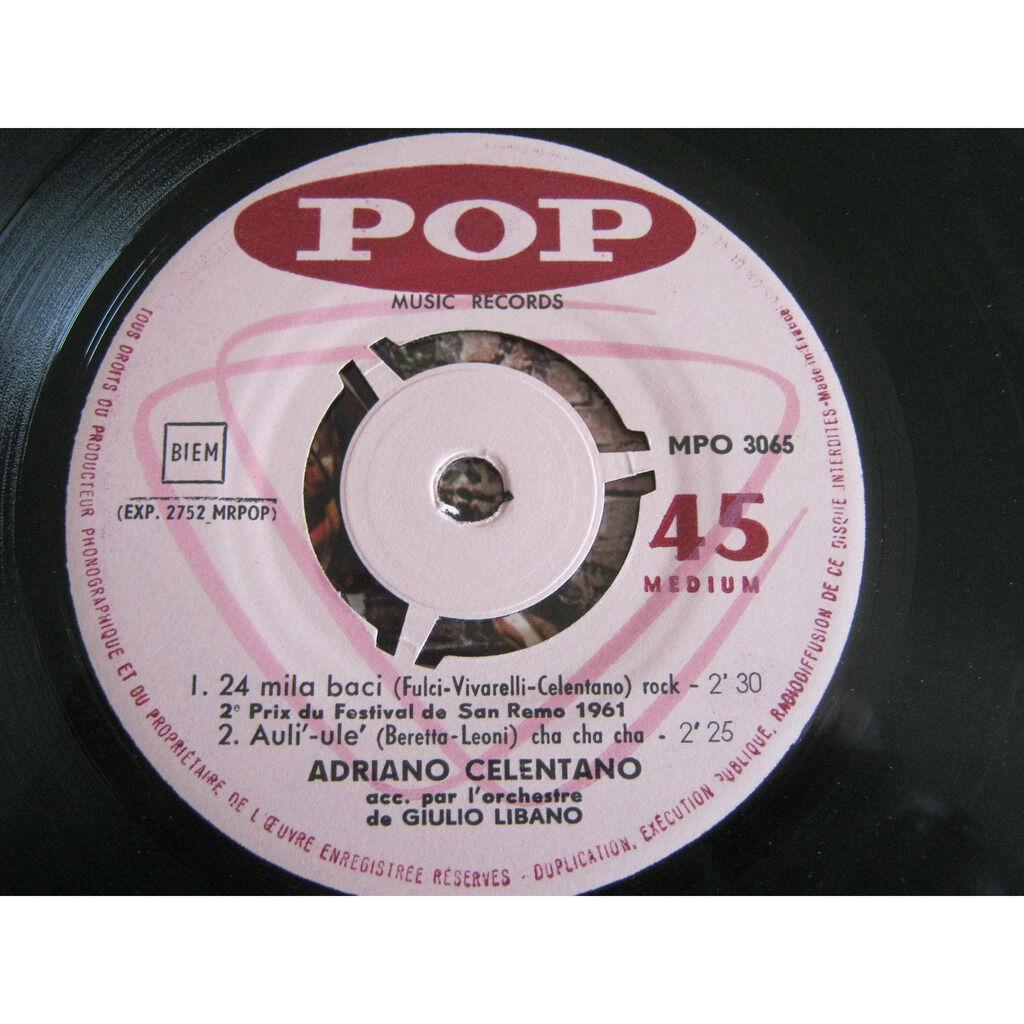 CELENTANO, Adriano 24000 baci