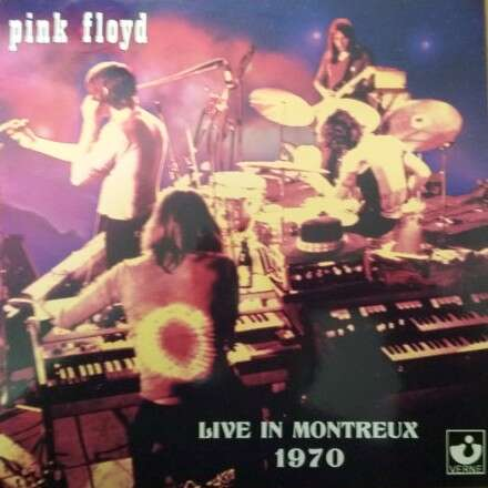 Pink Floyd Live in Montreux 1970
