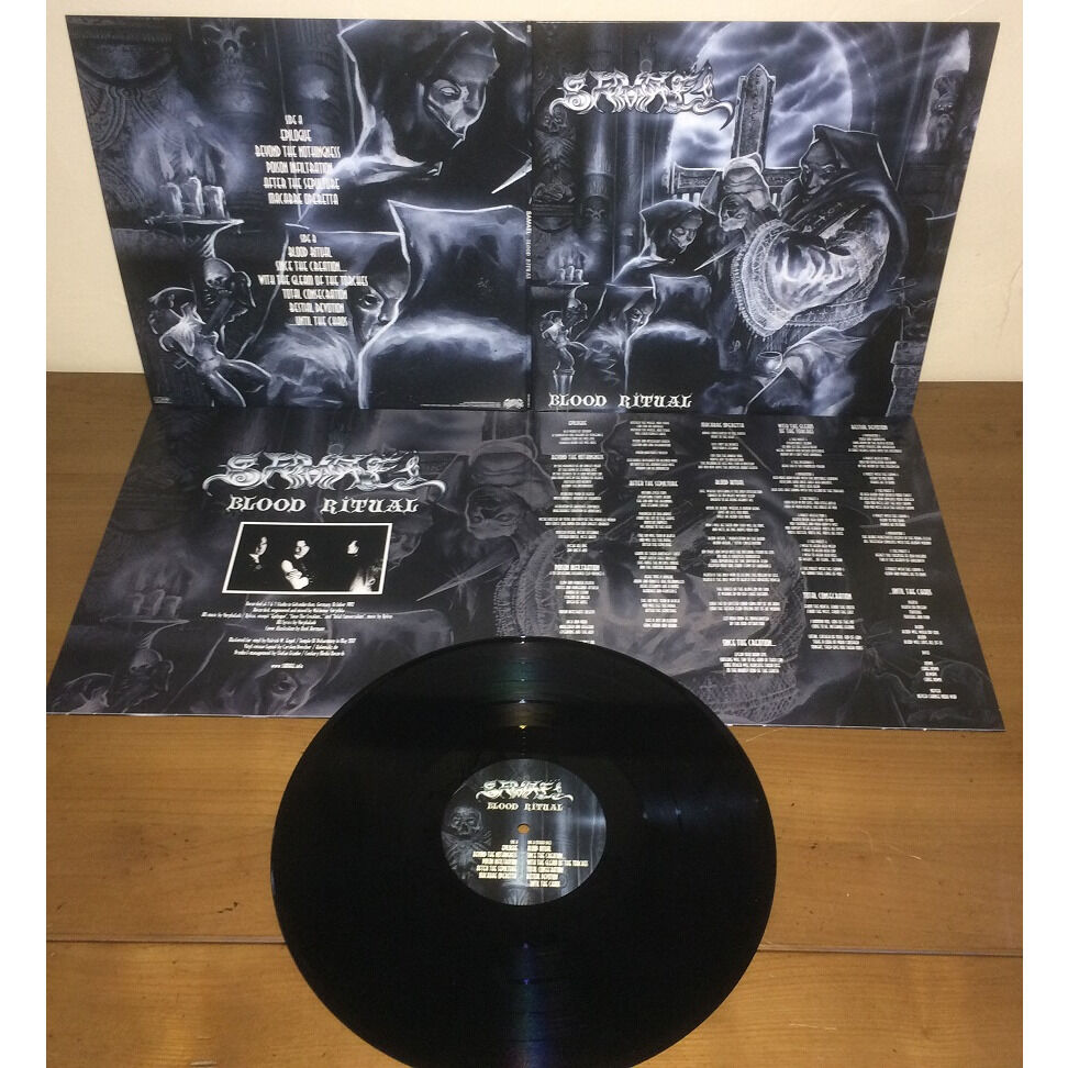 Total fucking blood ritual of consumption lp repeater press