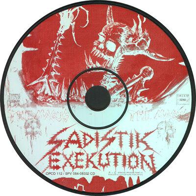 SADISTIK EXEKUTION The Magus