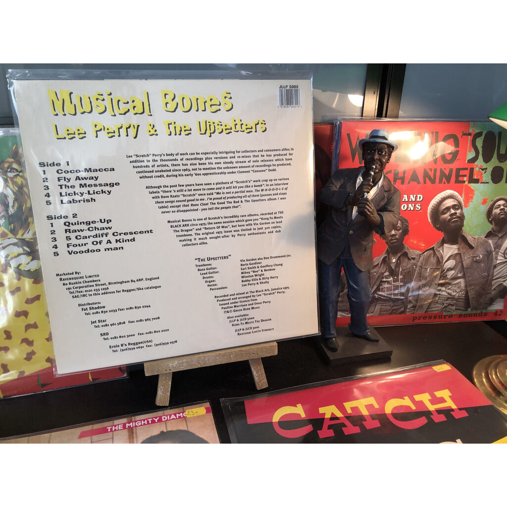 lee perry & the upsetters Musical bones