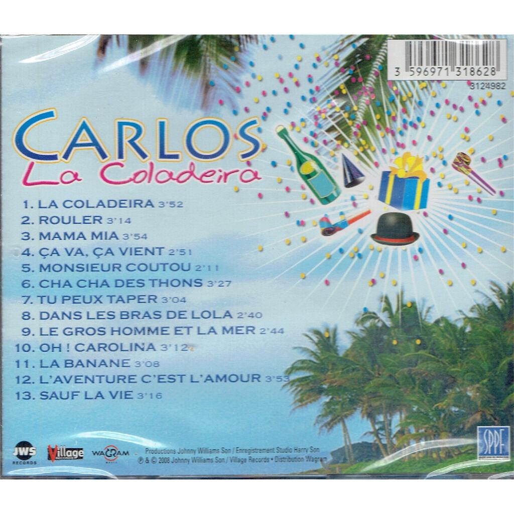 carlos La Coladeira
