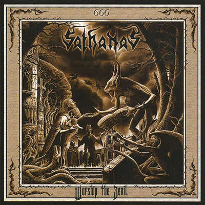 SATHANAS Worship The Devil