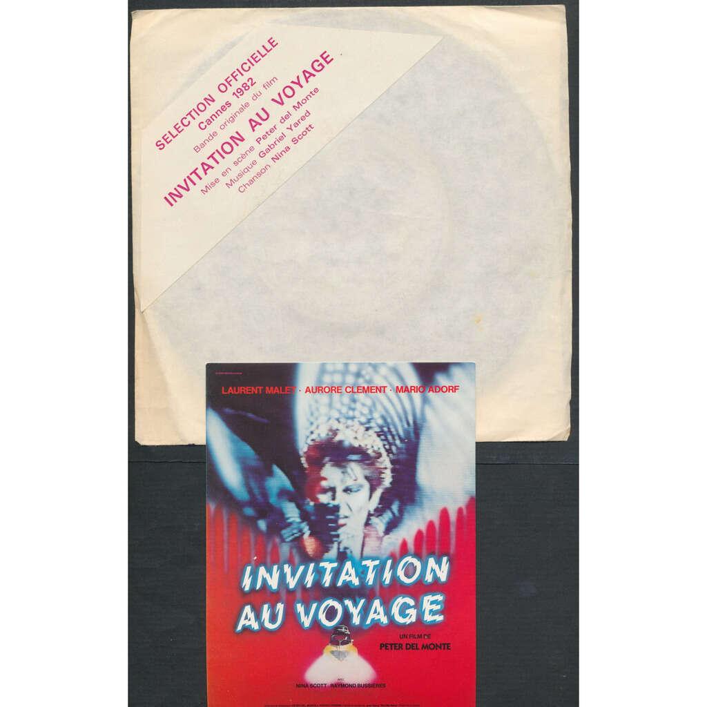 GABRIEL YARED invitation au voyage