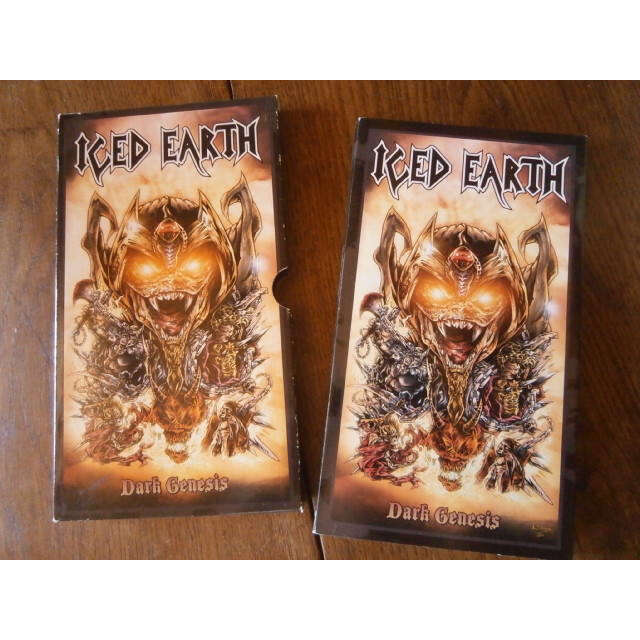 iced earth dark genesis