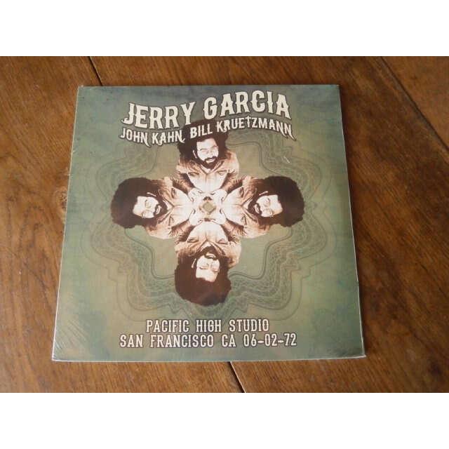jerry garcia Pacific high studio SF 1972