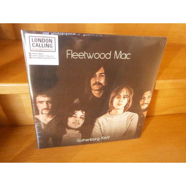 fleetwood mac Gothenburg 1969