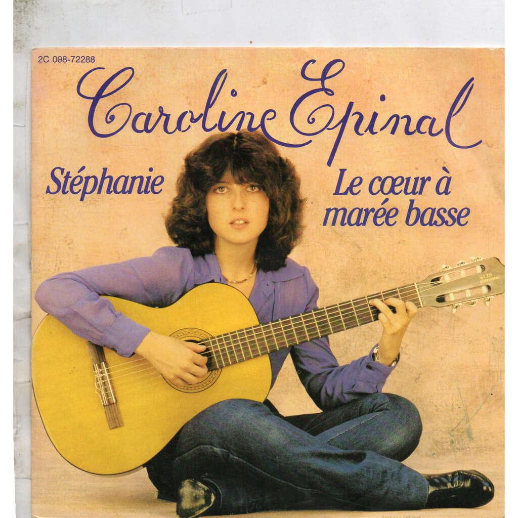 EPINAL CAROLINE LE CŒUR A MARÉE BASSE / STÉPHANIE