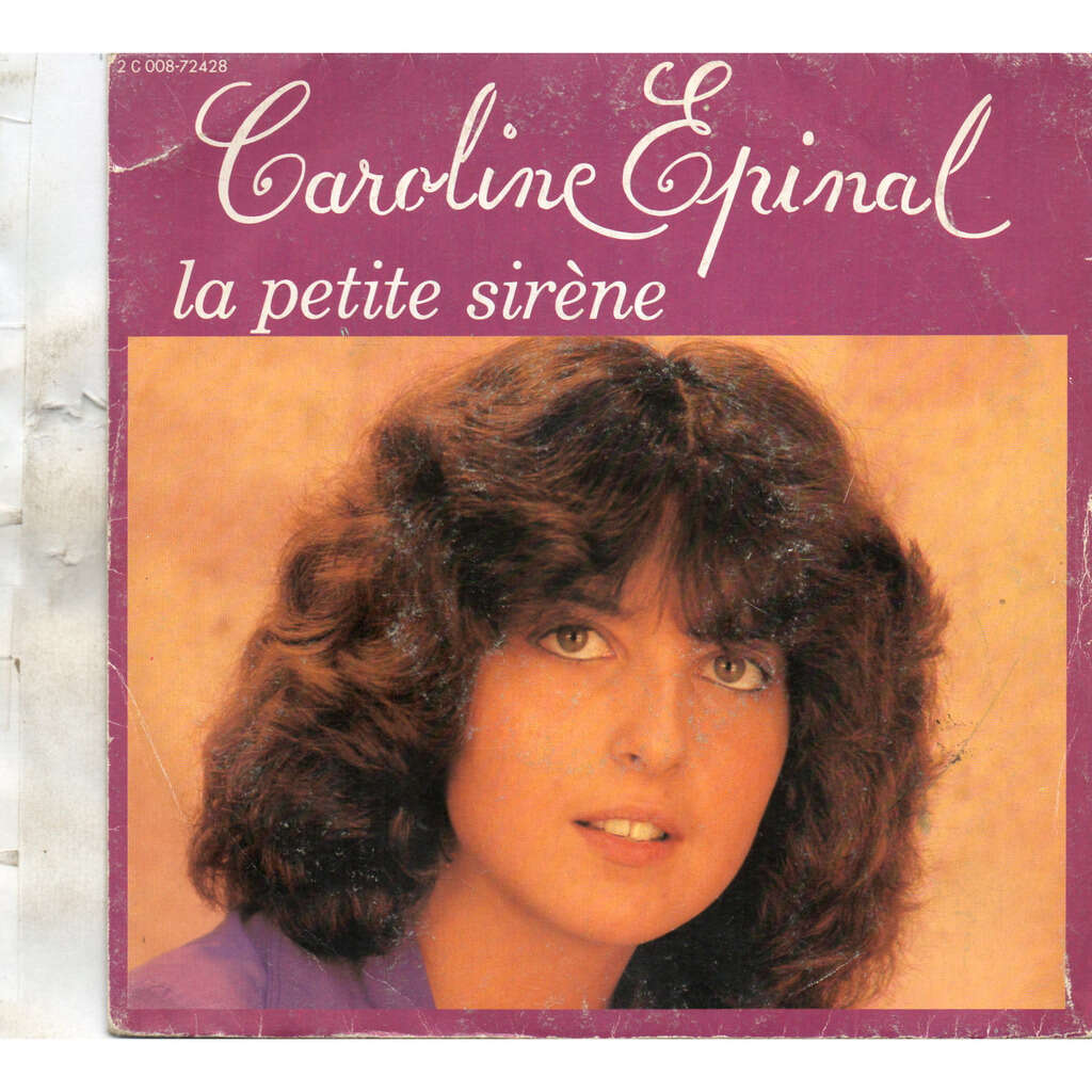Epinal Caroline La petite sirène / La Femme De Leur Vie