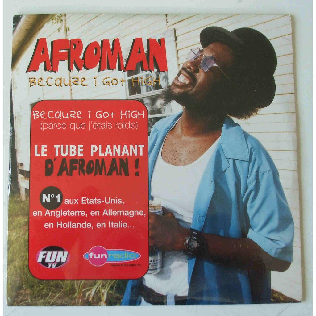 Afroman Because I got high