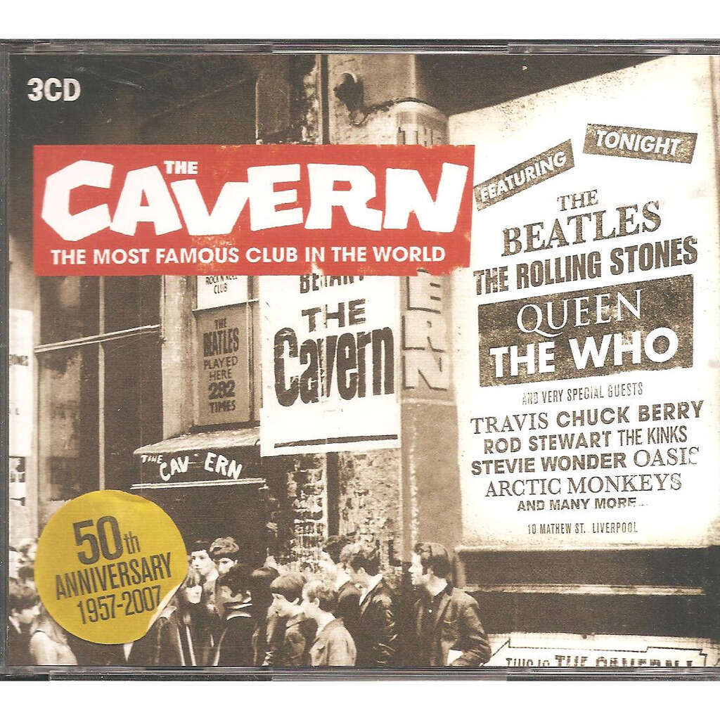 Various The Cavern The most famous Club in the world