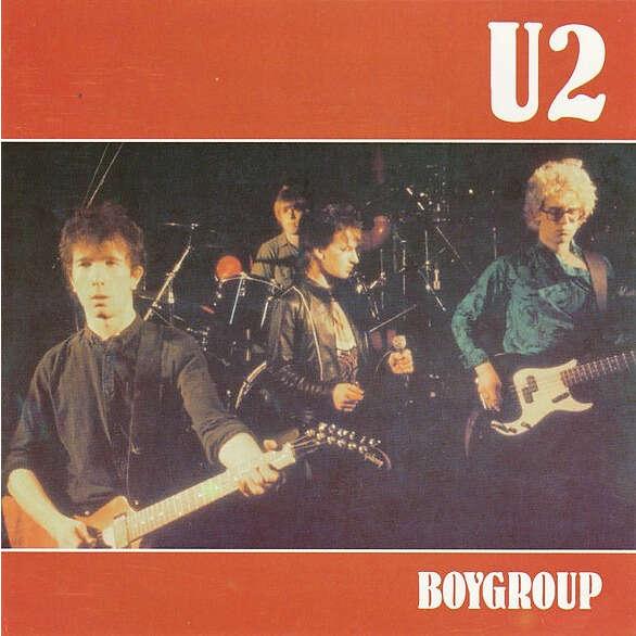 U2 Boygroup (Metropol Berlin DE 04.11.1981 etc.)