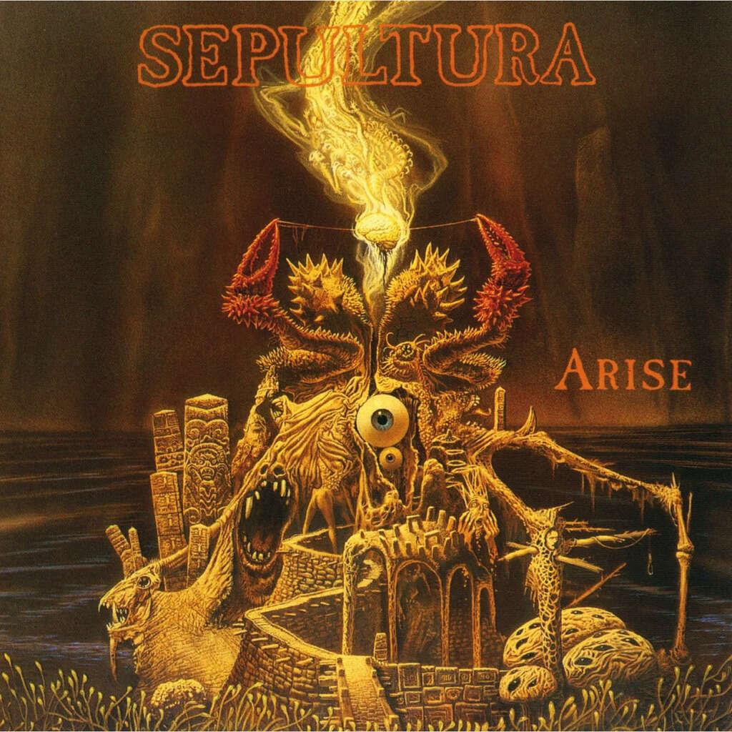 Sepultura Arise (cd)