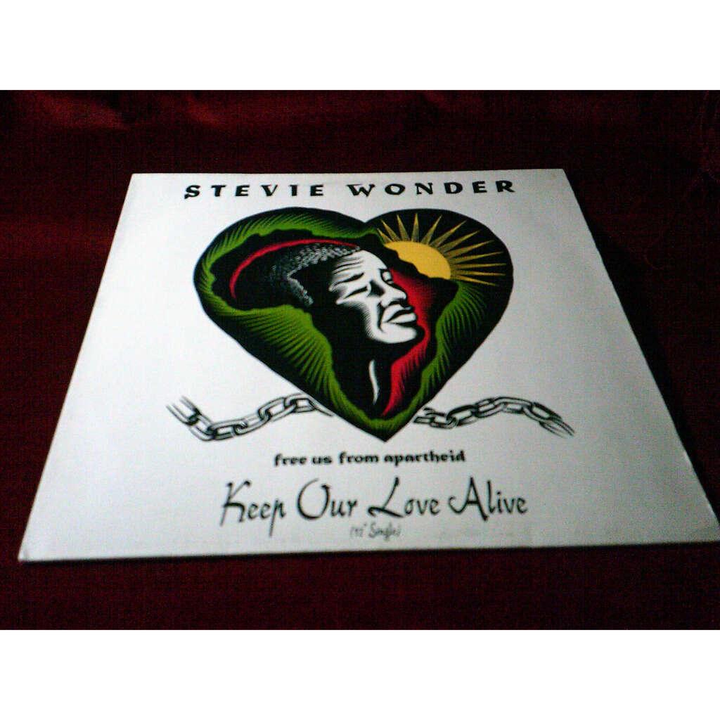 Wonder, stevie Keep Our Love Alive