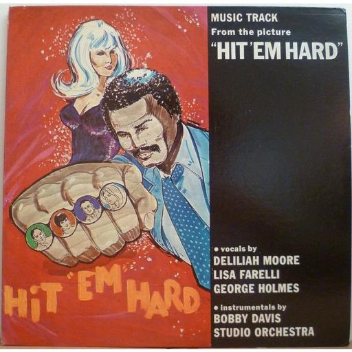 V--A feat.BOBBY DAVIS ORCHESTRA Hit em hard OST