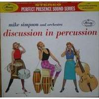 Mike SIMPSON and orcherstra Discussion in percussion