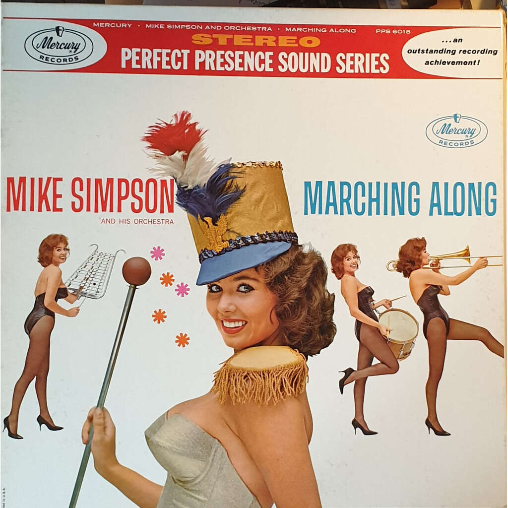 Mike SIMPSON AND his ORCHESTRA Marching along