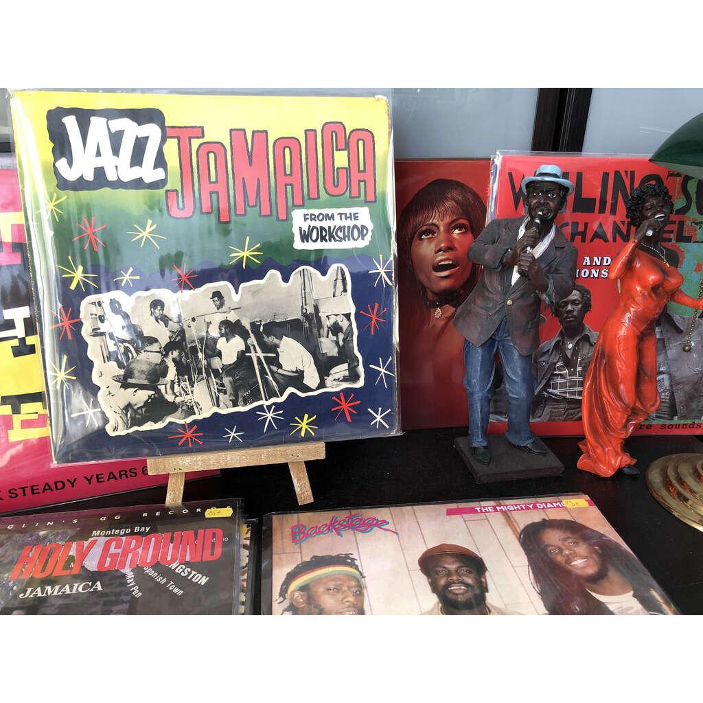 The workshop Jazz Jamaica