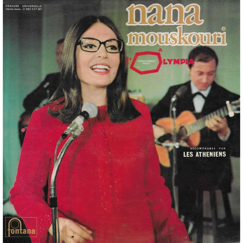 Nana MOUSKOURI A l' Olympia