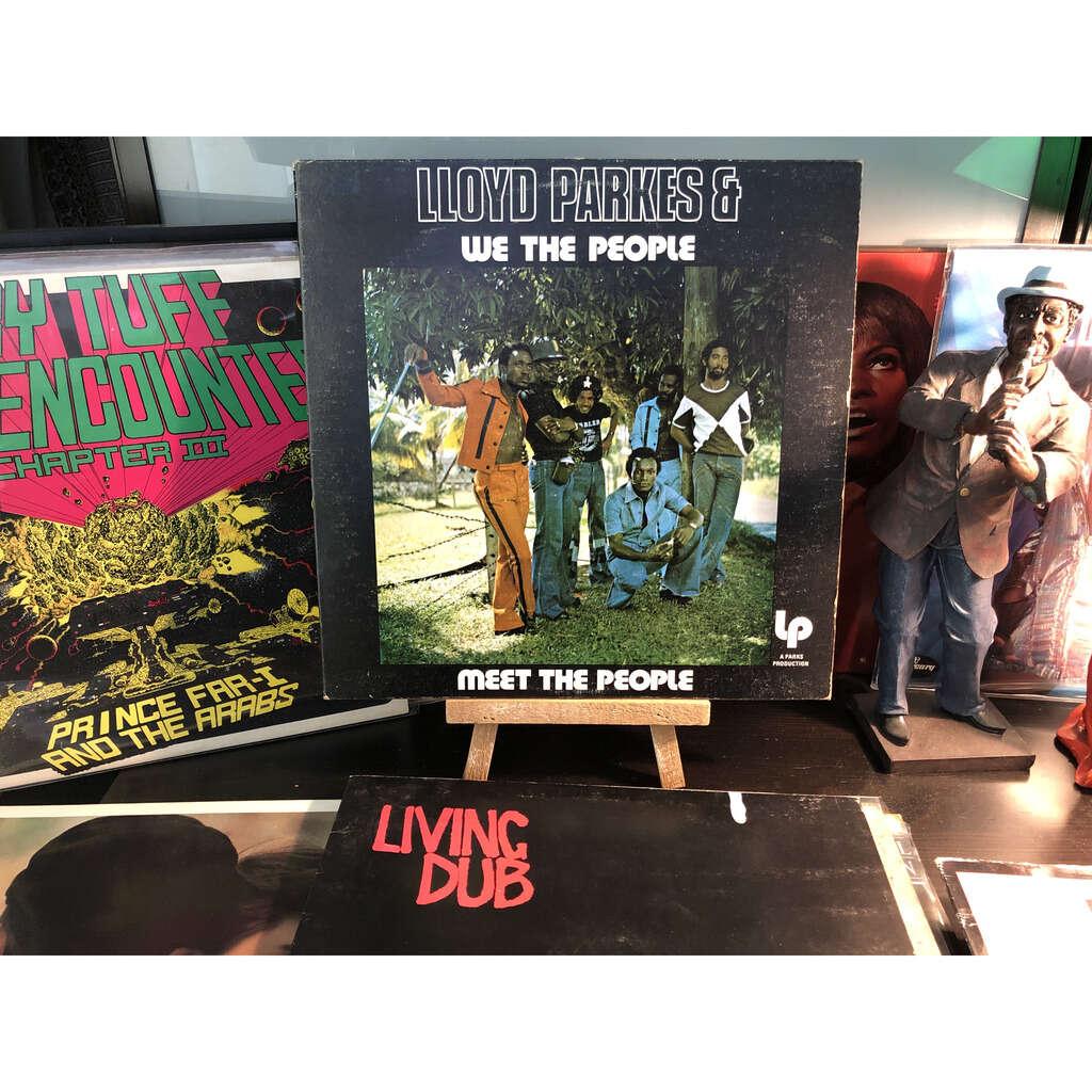Lloyd Parkes & We The People Meet the People