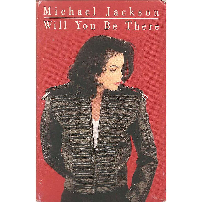 Michael Jackson Will you be there / Girlfriend