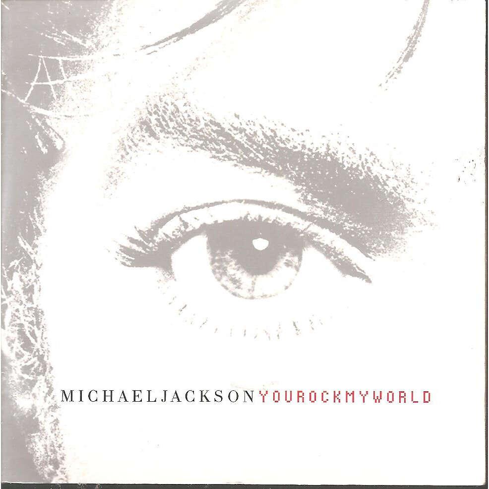 michael jackson You Rock My World