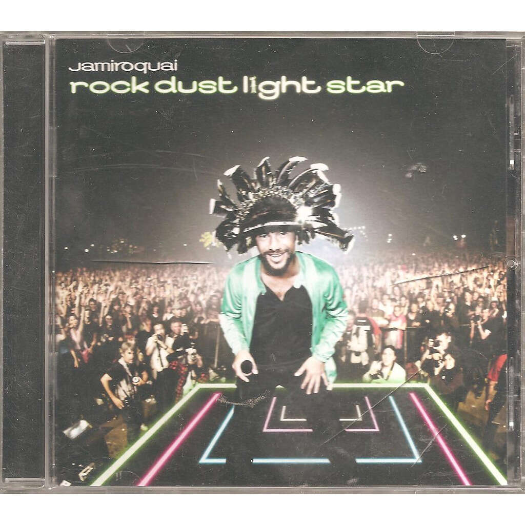 jamiroquai rock dust light star