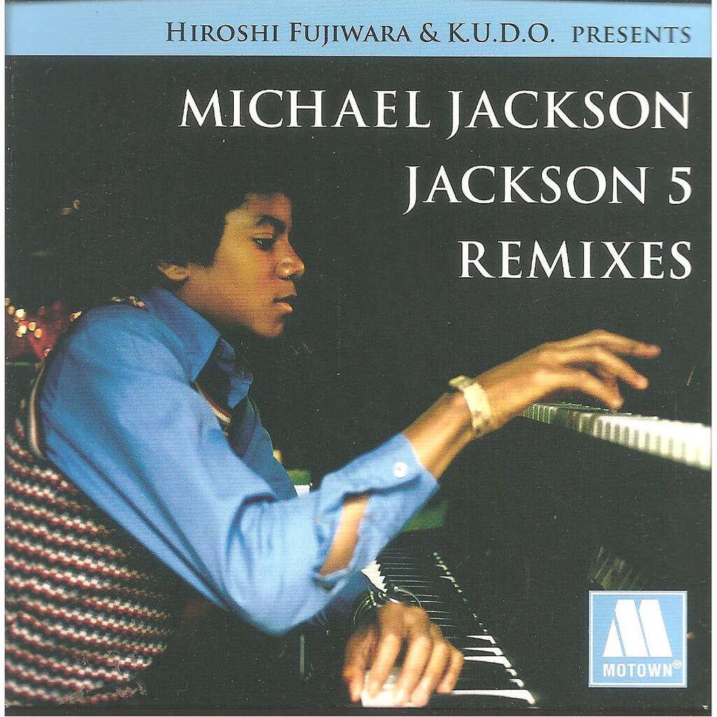 Michael Jackson Jackson 5 Remixes