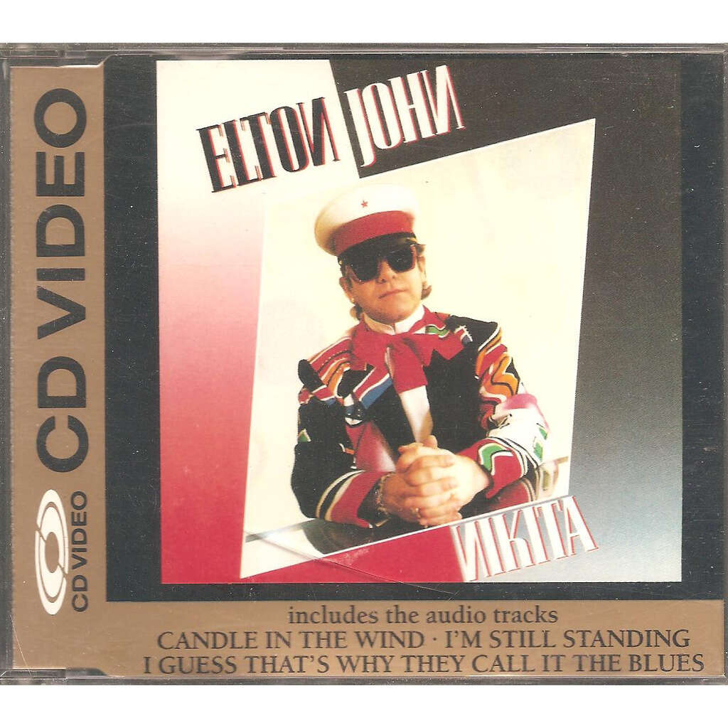 ELTON JOHN Candle in the wind / I'm still standing / I guess that's why they call it the blues / Nikita - Video
