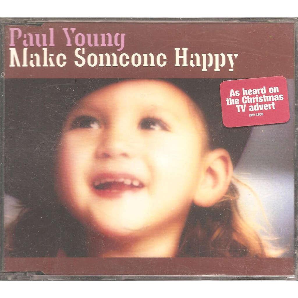 Paul Young Make someone happy / Window world