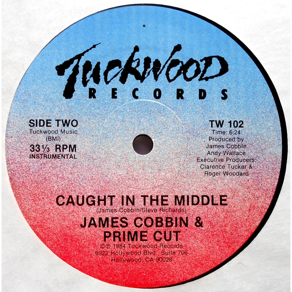 James Cobbin & Prime Cut Caught In The Middle / Caught In The Middle (Instrumental)