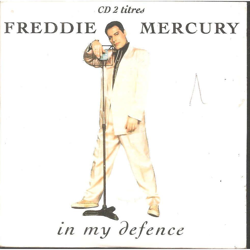 Freddie MERCURY In my defence / Love kills