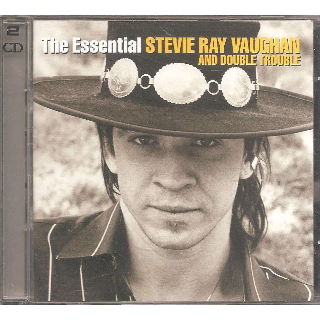 STEVIE RAY VAUGHAN DOUBLE ... The essential Steve Ray Vau...