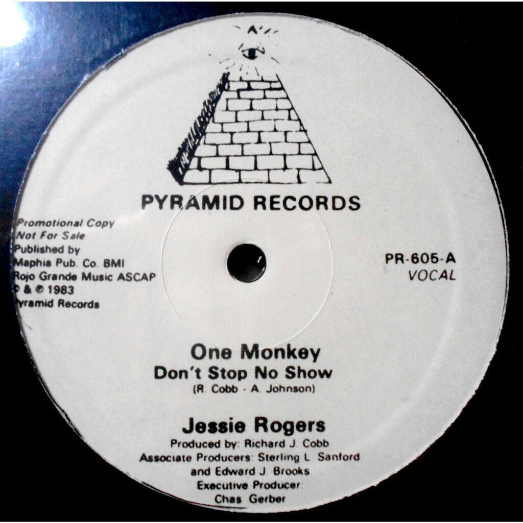 Jessie Rogers One Monkey Don't Stop No Show