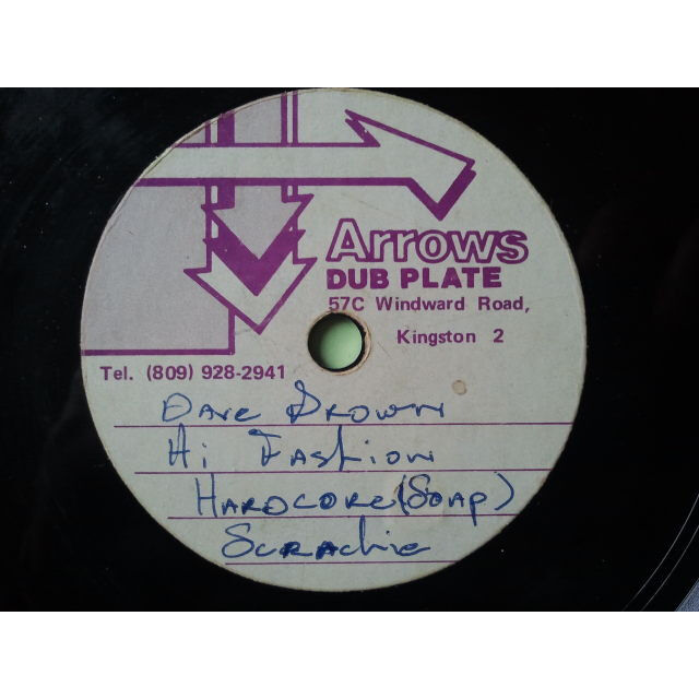 TUMPA LION/ PATRICK IRIE/ DAVE BROWN/ APACHE SCRAT IN DEH / UNKNOWN / FAR EAST / HARDCORE ORIG
