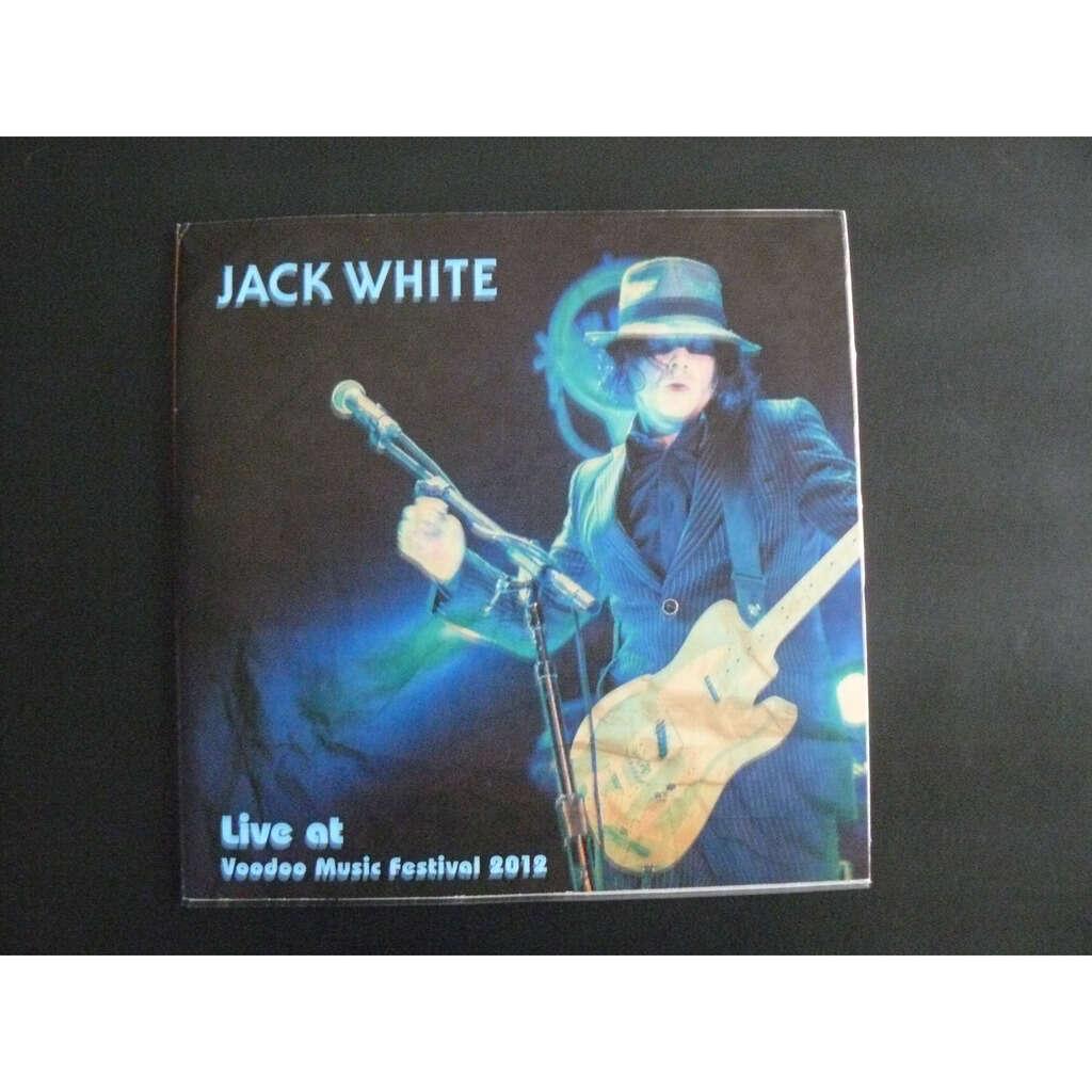 jack white Live At Voodoo Music Fest 2013