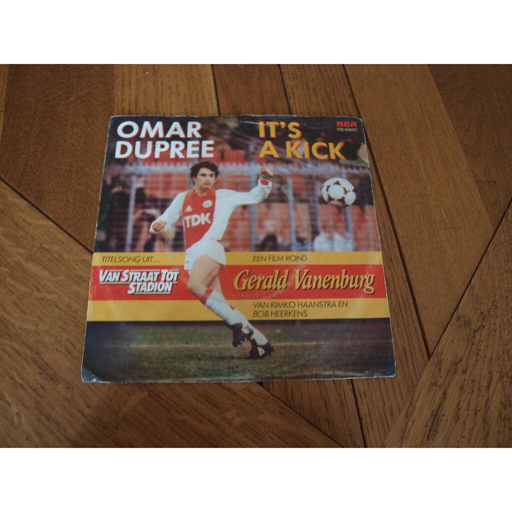 omar dupree it s a kick