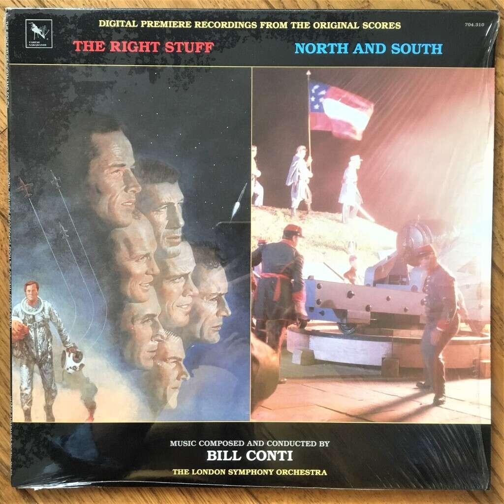 Bill Conti The Right Stuff / North And South