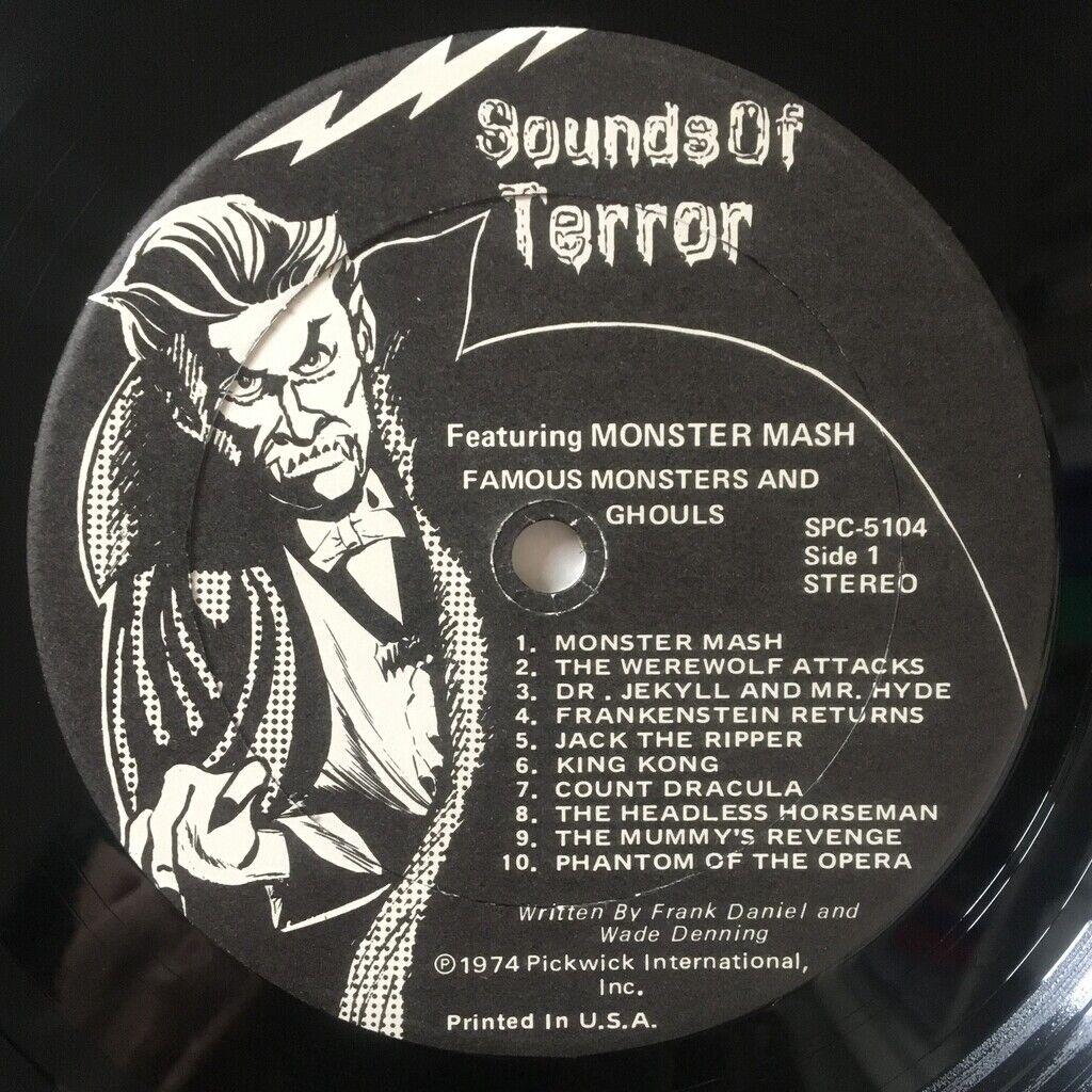 Wade Denning & Frank Daniel Sounds Of Terror